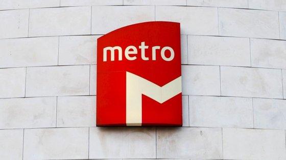 As estações do Metro de Lisboa encontram-se fechadas até às 10h