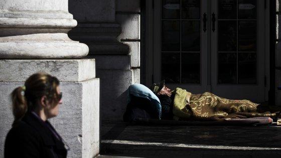 A austeridade está a colocar em risco as condições de vida dos portugueses