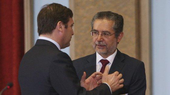 Presidente da Cresap, João Bilhim, apresentou no Parlamento 17 propostas de alteração às regras de funcionamento da comissão de recrutamento nos cargos de topo da função pública