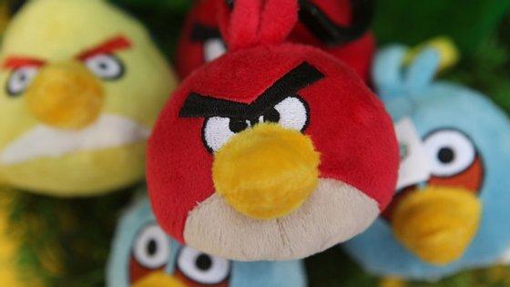 """A Rovio vai lançar um filme de animação em 3D, """"Angry Birds"""" com lançamento marcado para Maio de 2016"""