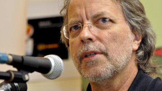 Esta é a primeira vez que um escritor de língua portuguesa é candidato ao prémio