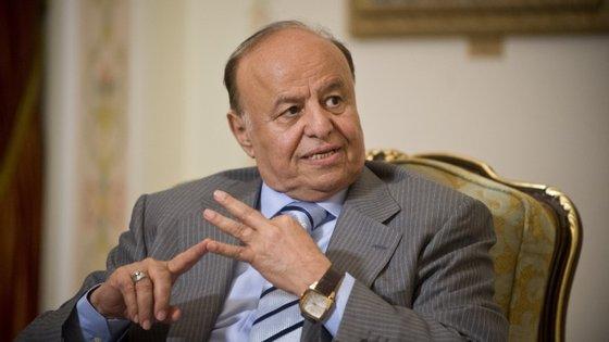 O Presidente do Iémen fugiu para Aden no mês passado depois de escapar à milícia xiita que controla a cidade de Sanaa