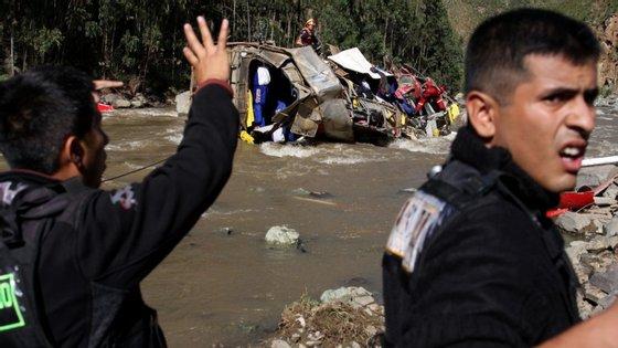 Em 2013, um acidente que envolveu um autocarro provocou a morte a mais de 30 passageiros