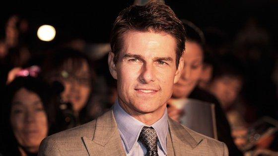 Tom Cruise é um assumido membro da igreja da Cientologia