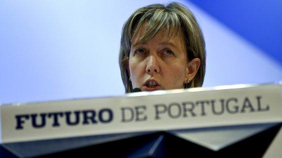 A ministra das Finanças garantiu que podemos estar tranquilamente durante um período prolongado sem precisar de ir ao mercado
