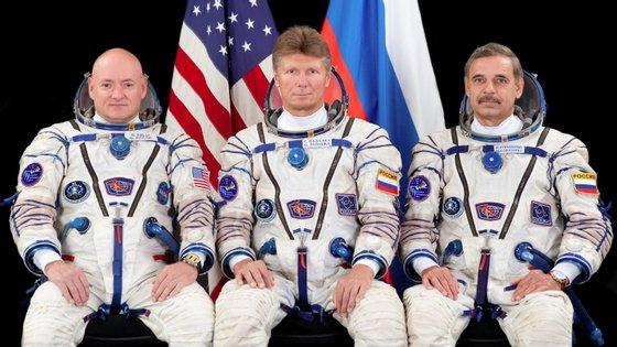 O objetivo da missão é testar a resistência do corpo humano no espaço por longos períodos
