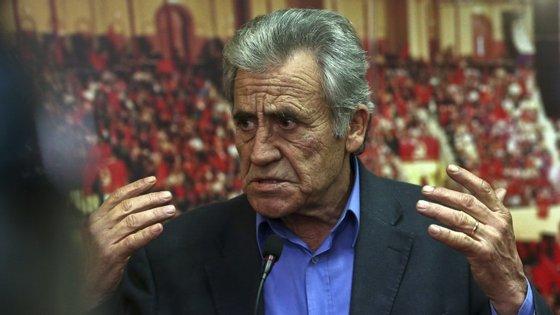 Jerónimo de Sousa é secretário-geral do PCP há 10 anos