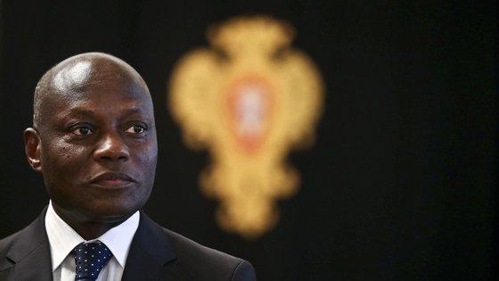 José Mário Vaz é Presidente da Guiné-Bissau