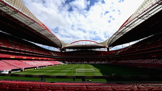 Segundo o Benfica, estas buscas foram pedidas pelo próprio clube