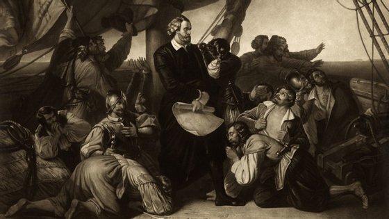 A vida de Cristóvão Colombo e a descoberta da América continuam a trazer dúvidas aos historiadores