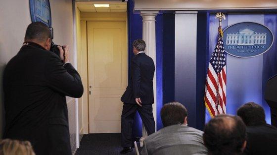 Denis McDonough é chefe de gabinete de Barack Obama