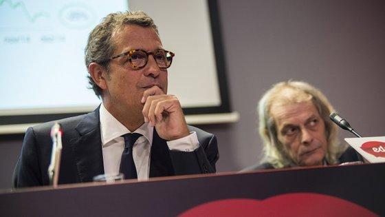 António Mexia e João Manso Neto reconduzidos na gestão executiva da EDP