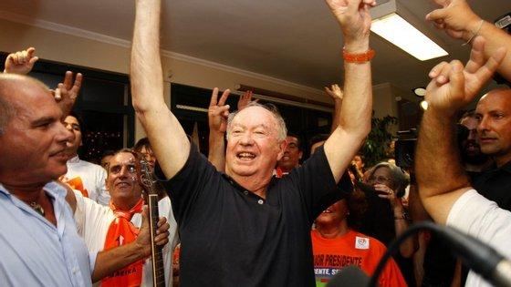 Reveja alguns momentos de dança dos políticos portugueses