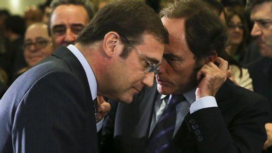Passos Coelho insistiu que as queixas dos lesados do grupo GES devem ser encaminhadas para o tribunal.