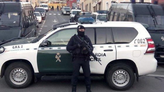 Desde o início do ano foram detidas cerca de 30 pessoas em Espanha pela sua alegada relação com o terrorismo