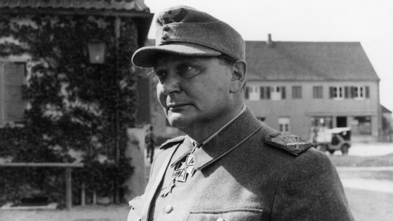 Goering era obeso e suava muito