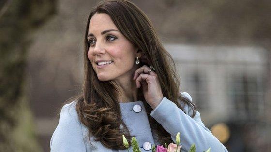 A princesa optou por mudar de penteado poucos meses depois de ter dado novamente à luz