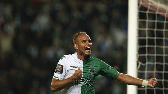 Ewerton esperou até aos 86' para se estrear a marcar pelo Sporting e ajudar a levar o clube à final da Taça de Portugal