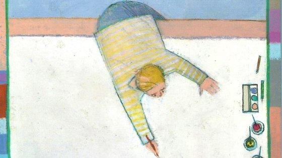 """José Jorge Letria escreveu """"O Pequeno Pintor"""" inspirado no filho, André Letria, que se tornou ilustrador"""