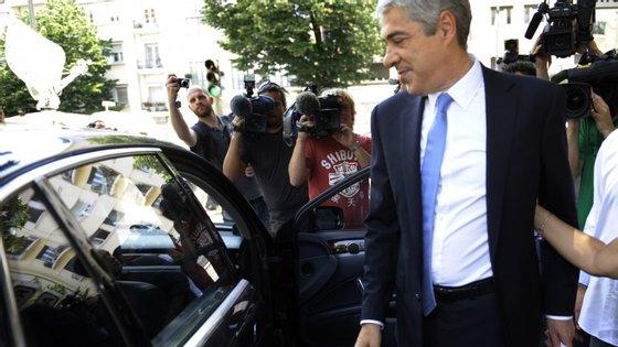 José Sócrates foi detido a 21 de novembro de 2014 por suspeitas de corrupção e fraude fiscal