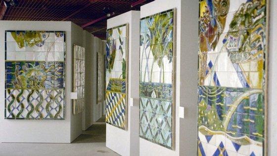 O azulejo português surgiu no século XVI, quando entraram em Portugal os azulejos hispano-mouriscos produzidos na Andaluzia