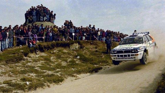 O WRC Vodafone Rally de Portugal começou na passada quinta-feira, dia 21 de maio, e vai prolongar-se até dia 24