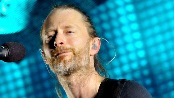 Thom Yorke não deve ter votado em David Cameron...