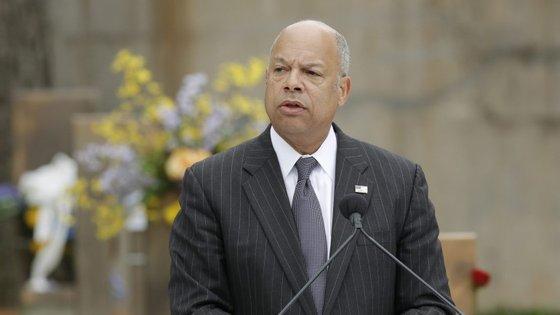 Jeh Johnson, secretário norte-americano da Segurança Interna
