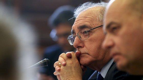 Rui Machete, o atual ministro de Estado e dos Negócios Estrangeiros