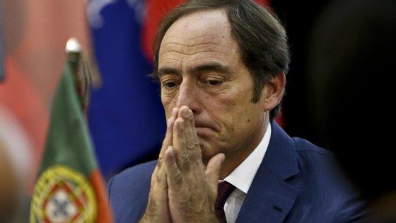 Mais a sério, Portas disse que Portugal ainda não está bem, mas vai crescer acima de 2%