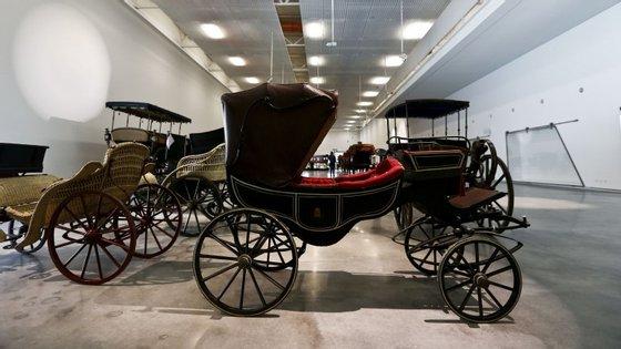 O novo Museu dos Coches, em Lisboa