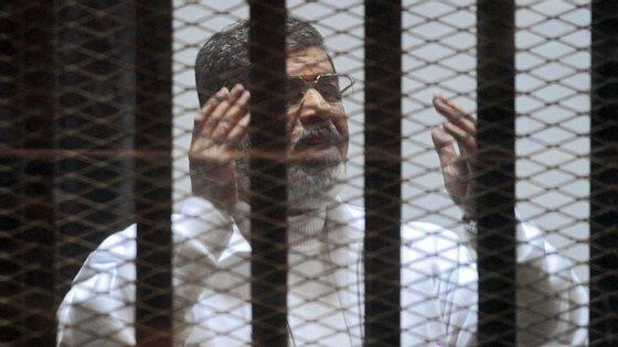 Morsi foi deposto do cargo em 2013