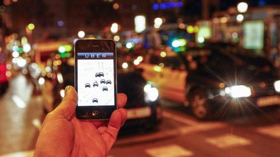 A Uber foi proibida de operar em Portugal a 28 de abril