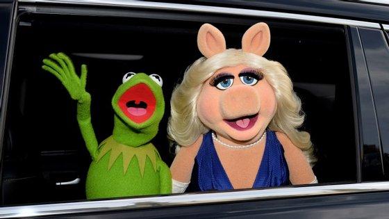 """O """"The Muppet Show"""" foi originalmente produzido por Lew Grade e passou no canal ATV de 1976 a 1981"""
