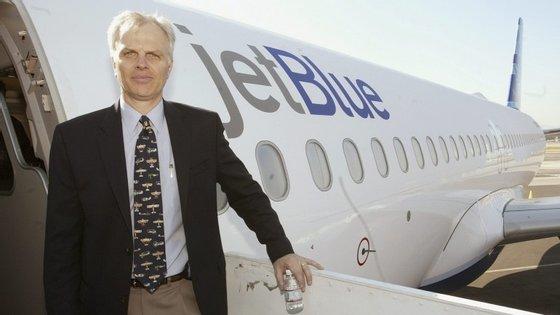 David Neeleman prometeu tornar a TAP numa companhia aérea mais forte