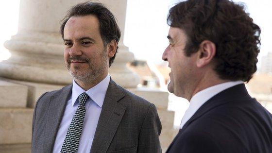 Sérgio Sousa Pinto foi um dos socialistas que apoiou Costa na corrida pela liderança do partido