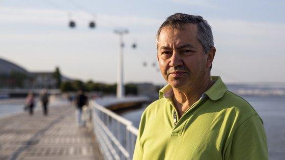 O jovem Hilário Teixeira, do PCP, era ferroviário e foi para São Bento