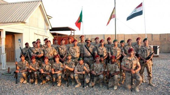 O Ministério da Defesa espanhol divulgou esta semana fotografias e informações sobre a missão