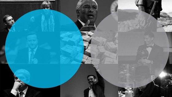 Conheça os 19 acontecimentos que marcaram o primeiro ano de vida do Observador.