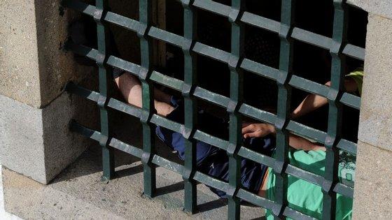 Dentro das prisões consome-se especialmente canábis, hipnóticos/sedativos, heroína e cocaína