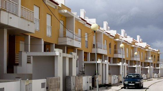 Alojamentos novos registaram um arrefecimento nos preços
