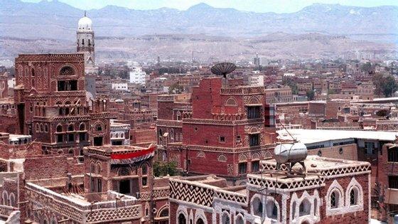 O centro histórico de Sana, capital do Iémen, foi considerado Património Mundial da Humanidade pela UNESCO em 1986.