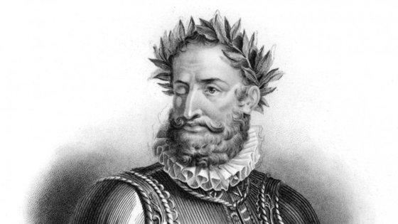 A história de Luís de Camões tem mais dúvidas que respostas, numa altura em que os registos eram pouco regulares