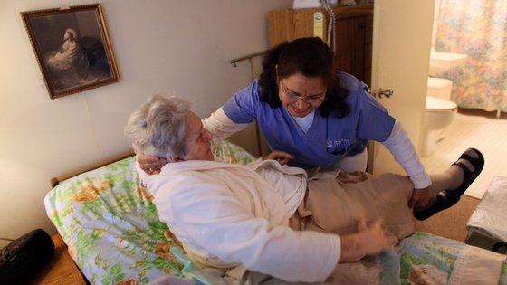 As equipas que prestam cuidados em casa são as que menos têm crescido