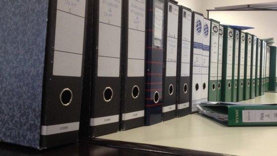 Processo relativo à ação inspetiva realizada na Lusófona está espalhado por mais de 20 dossiers