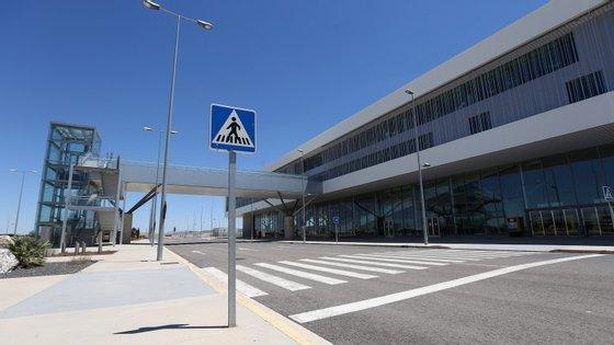 O governo espanhol concedeu a aprovação do aeroporto privado em 2006