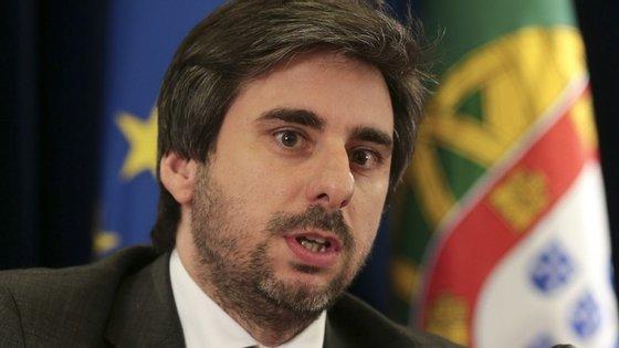 O secretário de Estado Pedro Lomba será candidato a deputado pelo círculo de Faro