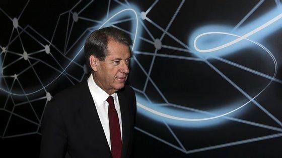 Henrique Granadeiro, ex-chairman e ex-presidente executivo da Portugal Telecom