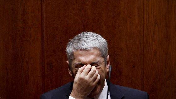 António Morais foi constituído arguido no dia 25 de Março, no DCIAP, na sequência de uma queixa da defesa de Carlos Santos Silva