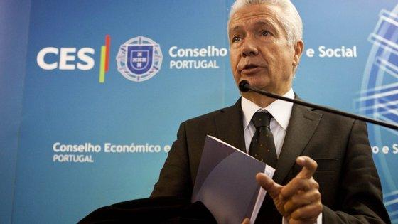 António Saraiva é presidente da CIP desde 2010